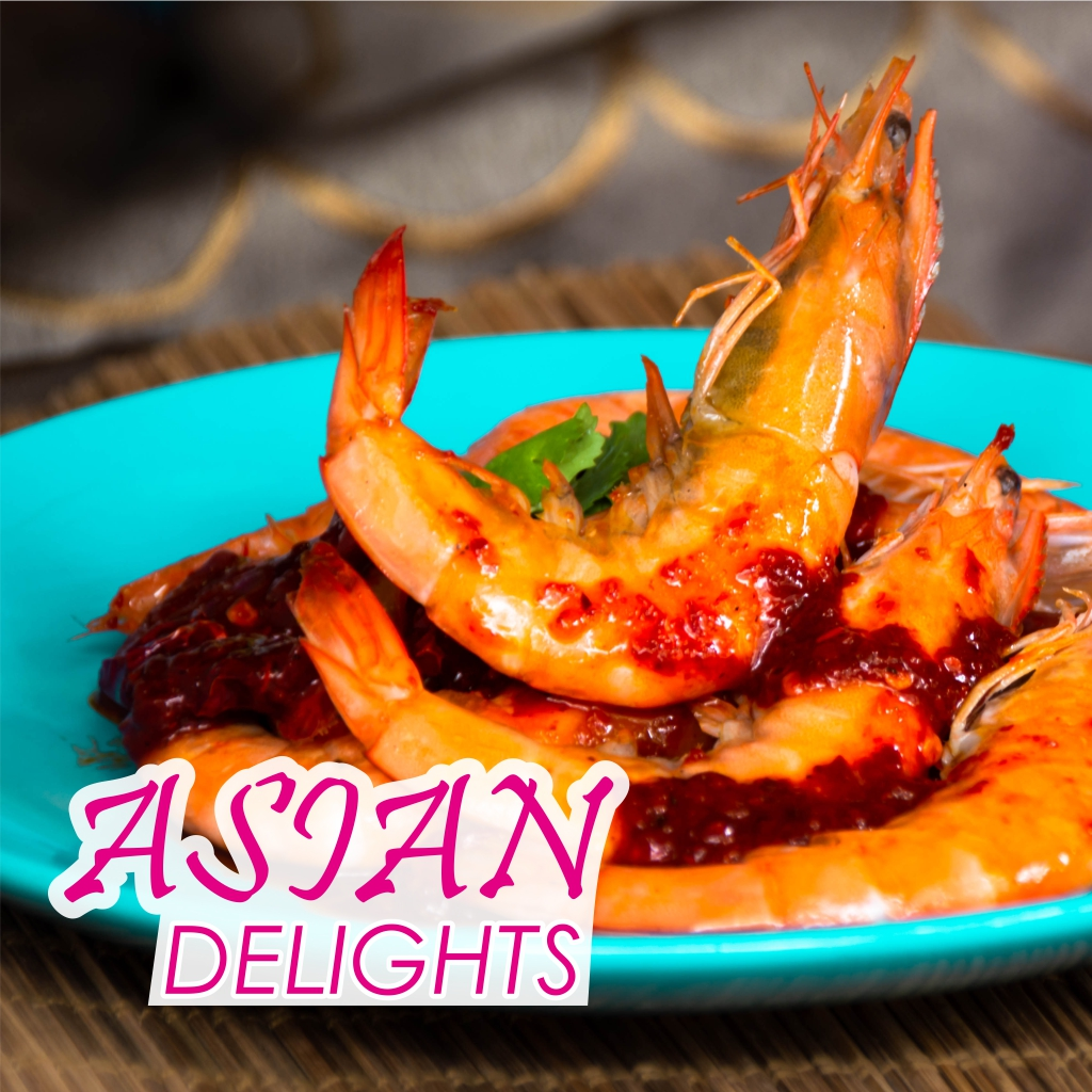 Asian Delights Premium Buffet