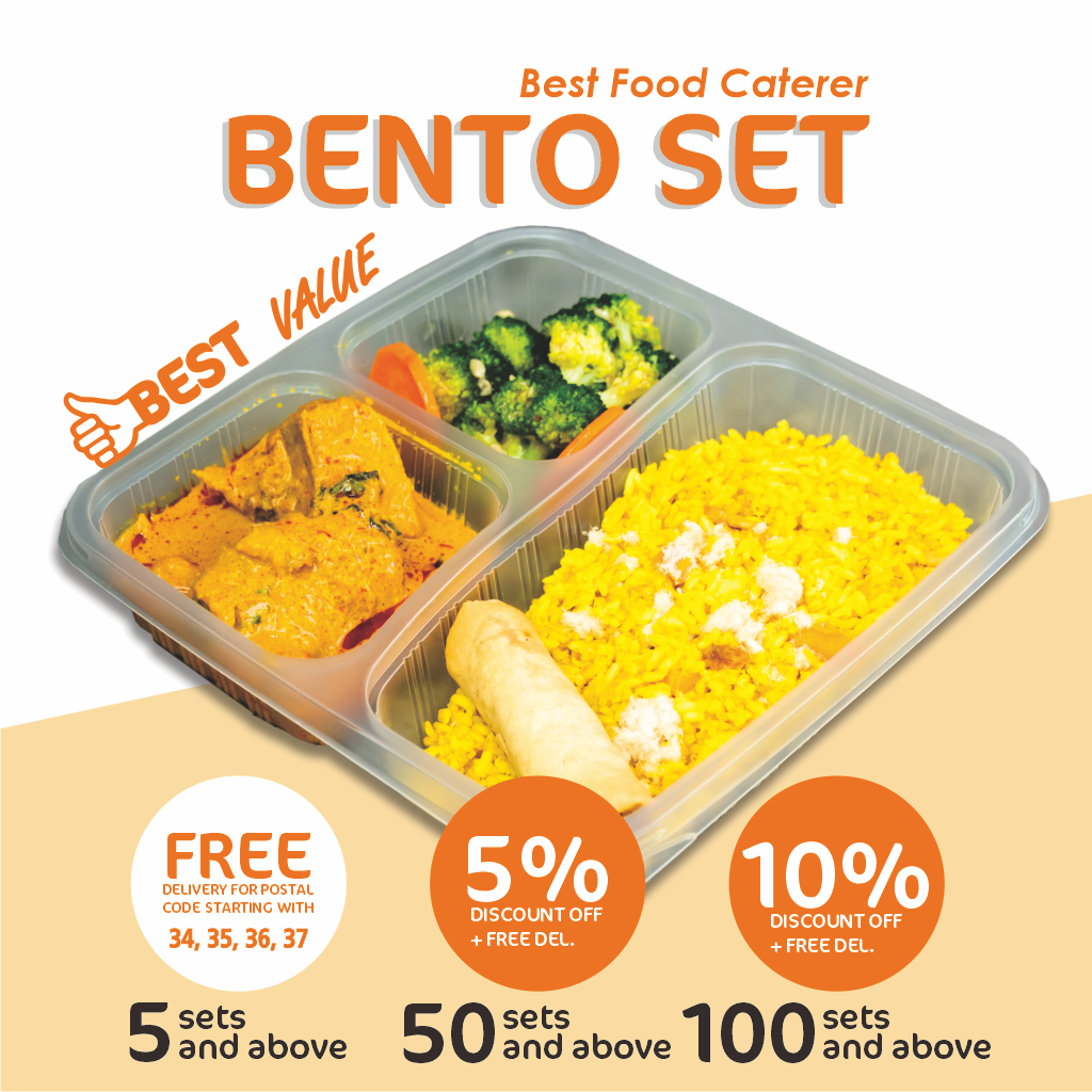 Value Bento Set